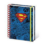 DC Comics Libreta A5 Superman