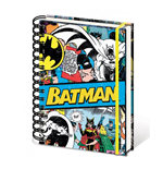 DC Comics Libreta A5 Batman Retro