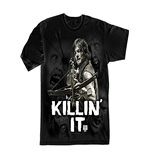 Camiseta Walking Dead 121691