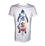 Camiseta ASSASSIN'S CREED Unity Shades of a Revolution - L