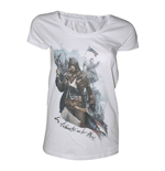Camiseta ASSASSIN'S CREED Unity Freedom or Death - de mujer - S