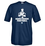 Camiseta Terrace - Against the modern football