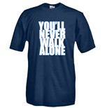Camiseta You'll never walk alone