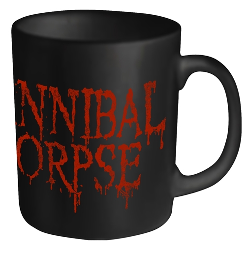 Taza Cannibal Corpse Dripping Logo