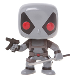 Marvel Comics POP! Vinyl Cabezón Deadpool X-Force 10 cm