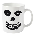 Taza Misfits ALL OVER SKULL