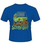 Camiseta Scooby-Doo Mystery Machine