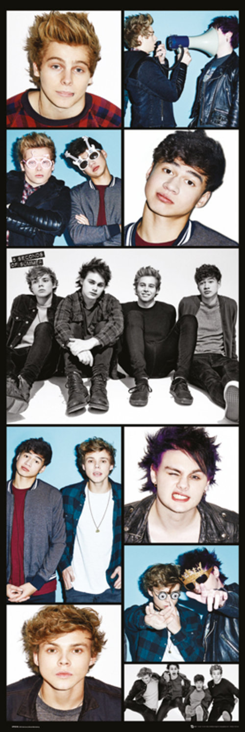 Póster 5 seconds of summer 122484