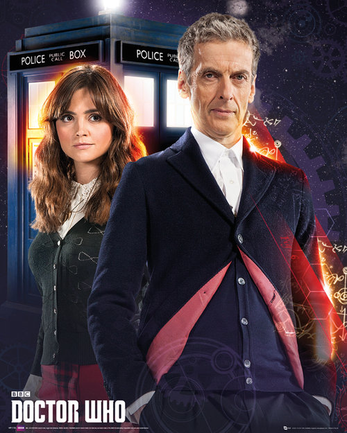 Póster Doctor Who 122514