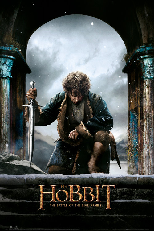 Póster The Hobbit 122570