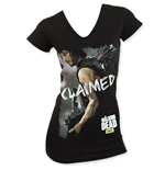 Camiseta The Walking Dead de mujer
