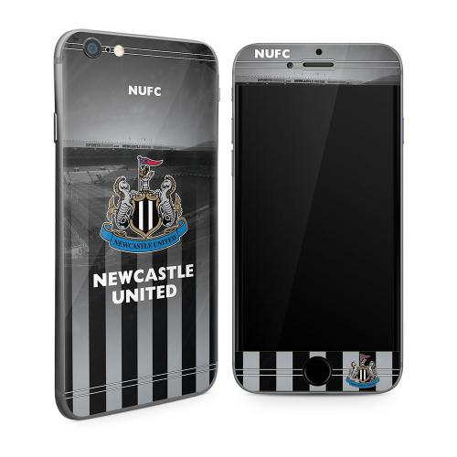 Película protectora iPhone 6 Newcastle United