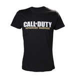 Camiseta CALL OF DUTY Advanced Warfare - L