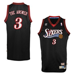 Camiseta adidas Allen Iverson Philadelphia 76ers The Answer Soul Swingman Nickname