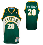 Camiseta adidas Gary Payton Seattle SuperSonics Soul Swingman Nickname