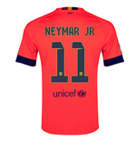 Camiseta 2014-15 Barcelona Away (Neymar JR 11) - de niño