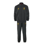 Chándal Liverpool FC 2014-15 Warrior Presentation