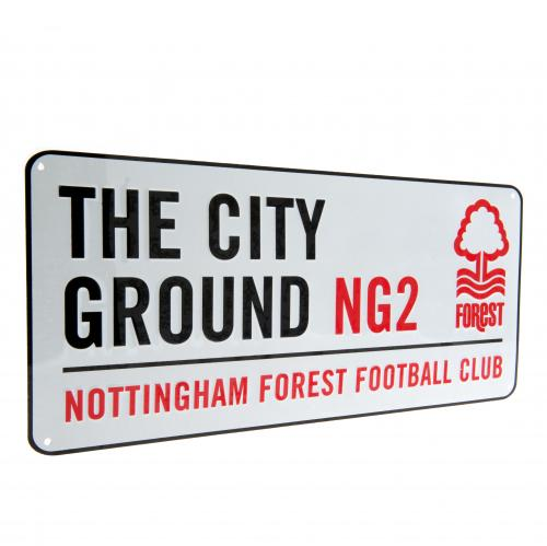 Etiqueta Nottingham Forest