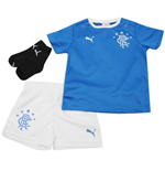 Kit Rangers 2014-15 Home de bebé hasta 1 año