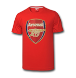 Camiseta Arsenal 2014-2015 Puma Big Crest Fan