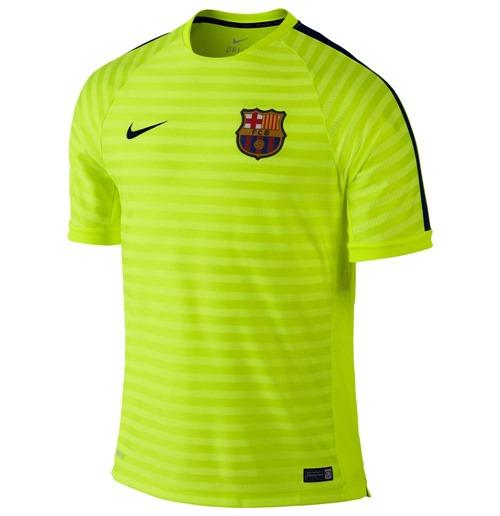 Compra Camiseta entrenamiento FC Barcelona 2014-2015 Nike Original 2c716879267