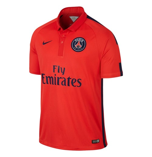 Camiseta Paris Saint-Germain 2014-2015 Third Nike de niño