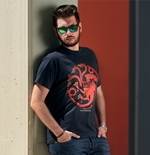 Camiseta Game of Thrones 124268