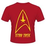 Camiseta Star Trek Badge Logo