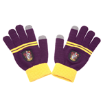 Harry Potter Guantes E-Touch Gryffindor Purple