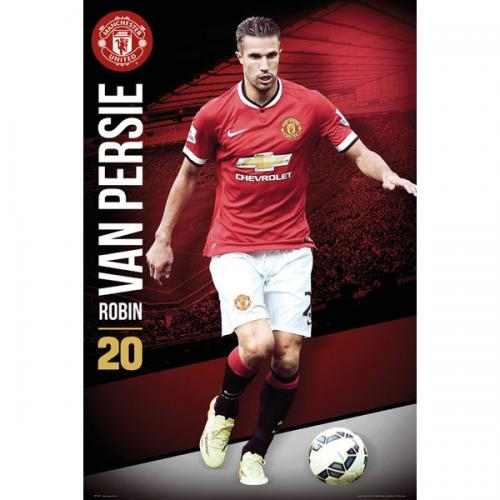 Póster Manchester United FC 124393