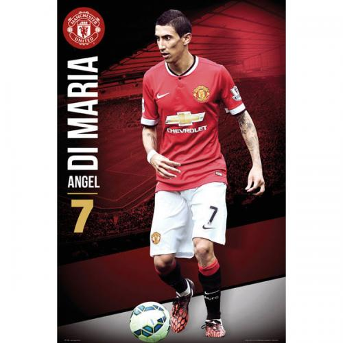 Póster Manchester United FC 124397