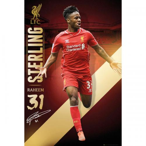 Póster Liverpool FC 124415