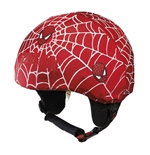 Funda de casco Spiderman