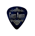 "Púa Fender ""Heavy"" - Ghost Amber"