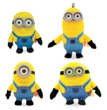 Gru, Mi Villano Favorito 2 Peluches 15 cm Buddies Wave 2 Expositor (12)