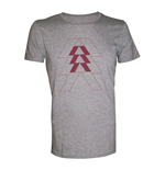 Camiseta DESTINY Red Hunter Logo - XL