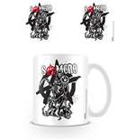 Sons of Anarchy Taza Tall Reaper