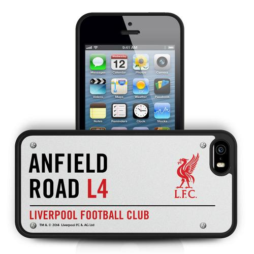 Funda iPhone Liverpool FC 124905