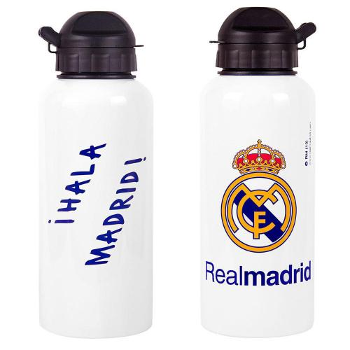 Botella Real Madrid