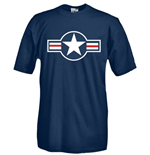 Camiseta Airforce