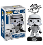 Star Wars POP! Vinyl Cabezón Stormtrooper 10 cm