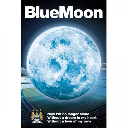 Póster Manchester City FC 125065