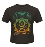 Camiseta All Time Low New Wave