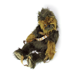 Star Wars Mochila Buddy Chewbacca 71 cm