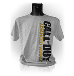 Camiseta CALL OF DUTY Advanced Warfare Vertical Logo - M