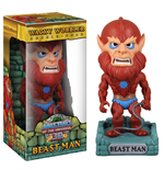 Masters of the Universe Wacky Wobbler Cabezón Beast Man 15 cm