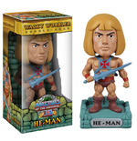 Masters of the Universe Wacky Wobbler Cabezón He-Man 15 cm