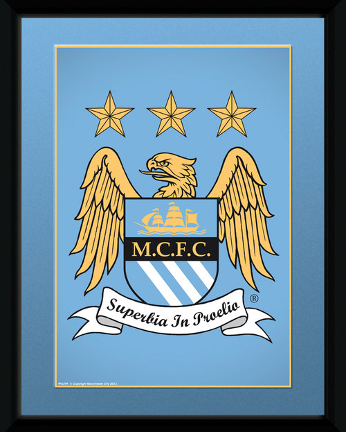 Póster Manchester City FC 125369