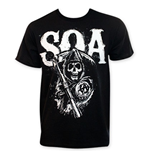 Camiseta Sons of Anarchy de hombre SOA Reaper