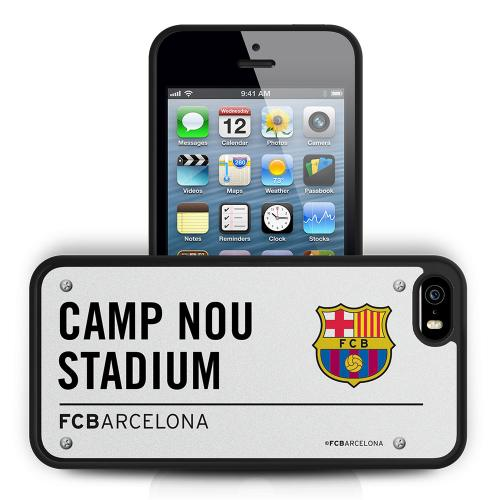 Funda iPhone FC Barcelona